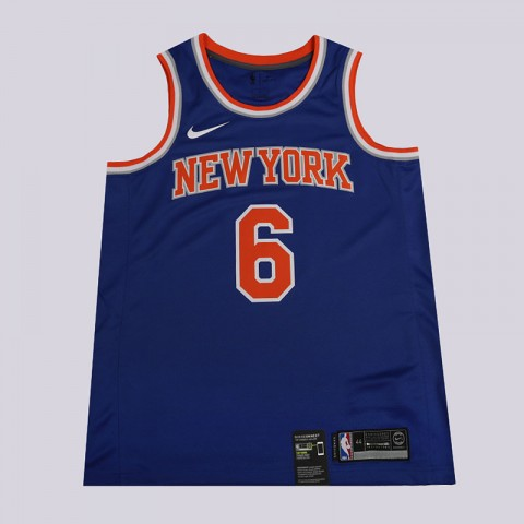 Майка Nike NBA Kristaps Porzingis Icon Edition Swingman Jersey