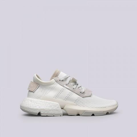 мужские белые  кроссовки adidas pod-s3.1 B28089 - цена, описание, фото 1