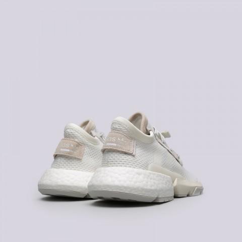 мужские белые  кроссовки adidas pod-s3.1 B28089 - цена, описание, фото 4