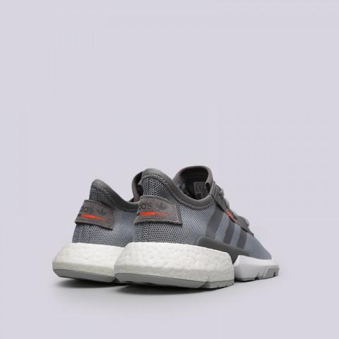 мужские серые  кроссовки adidas pod-s3.1 B37365 - цена, описание, фото 4