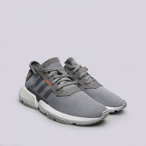 мужские серые  кроссовки adidas pod-s3.1 B37365 - цена, описание, фото 3