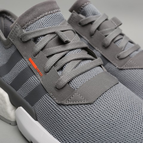 мужские серые  кроссовки adidas pod-s3.1 B37365 - цена, описание, фото 5