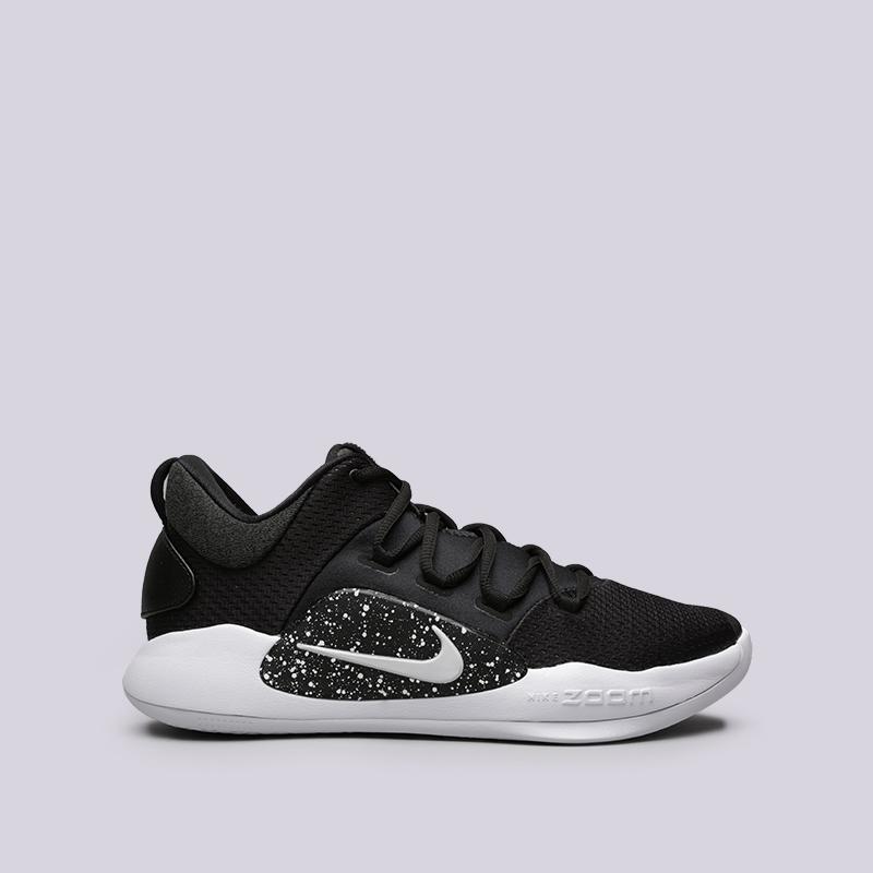 123a333d чёрные кроссовки nike hyperdunk x low AR0464-003 - цена, описание, фото 1