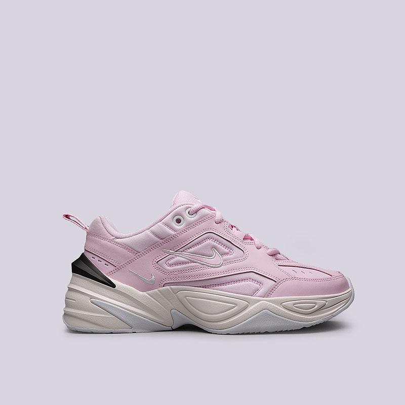 58cc0012 женские розовые кроссовки nike wmns m2k tekno AO3108-600 - цена, описание,  фото