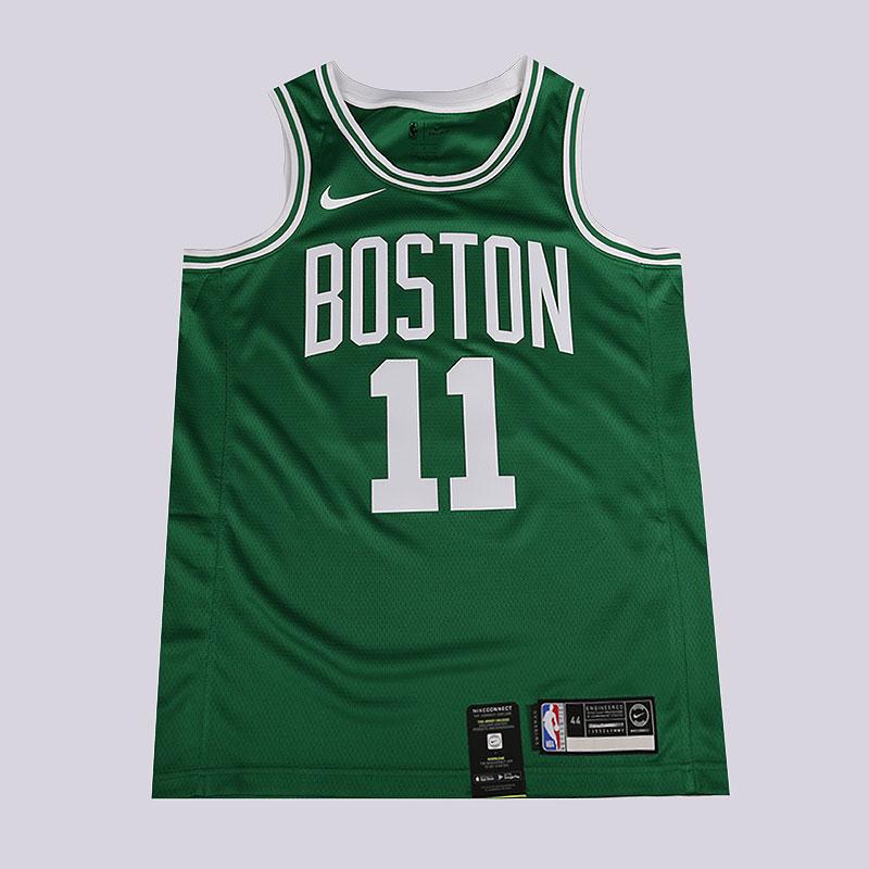 hot sale online 9eebd 588b0 Мужская майка NBA Boston Celtics Swingman Jersey Kyrie Irving от Nike  (864461-321) купить по цене 3470 руб. в интернет-магазине Streetball