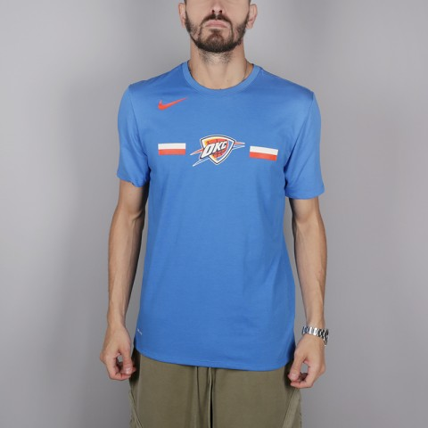 Футболка Nike Oklahoma City Thunder