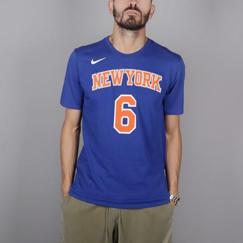 Футболка Nike New York Knicks Porzingis