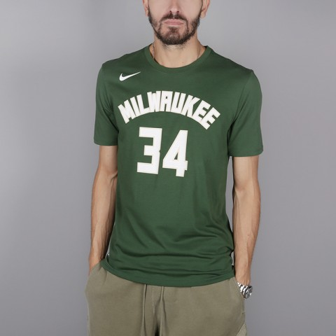 Футболка Nike Milwaukee Bucks Giannis Antetokounmpo