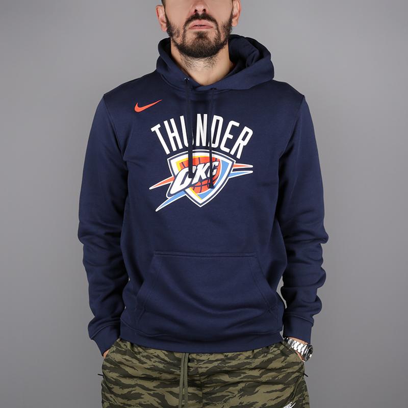 Толстовка Nike Oklahoma City Thunder от Streetball