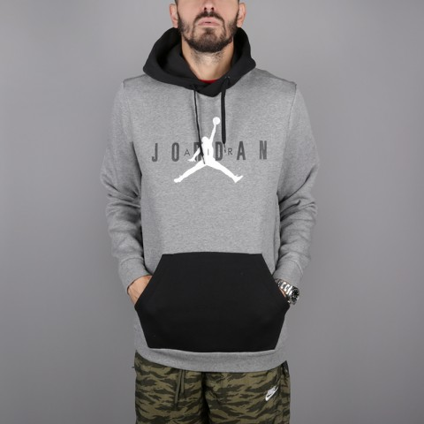 Толстовка Jordan Jumpman Air Fleece Pullover