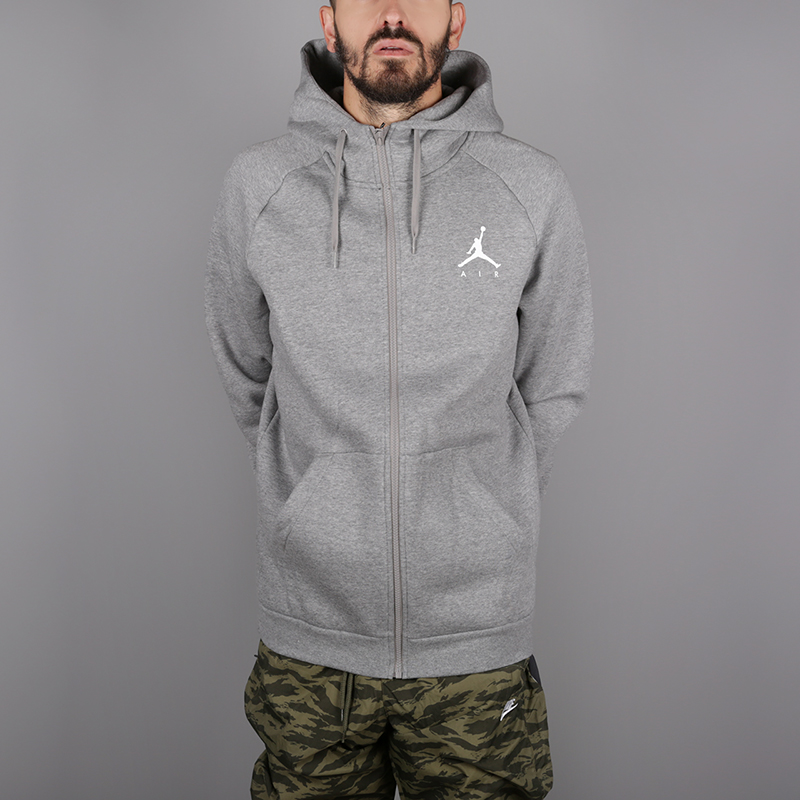 Толстовка Jordan JSW Jumpman Fleece Jacket фото