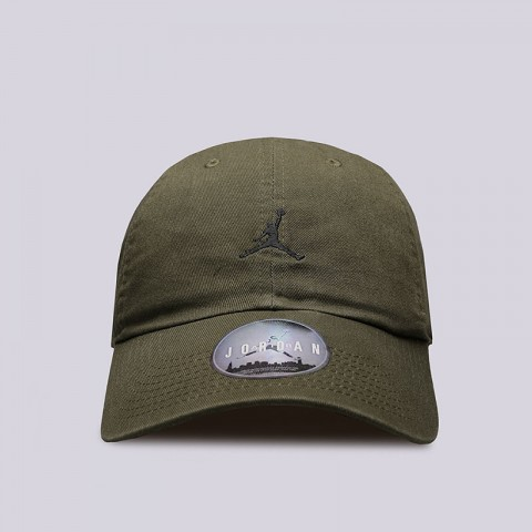 зеленую  кепка jordan jumpman heritage 86 adjustable hat AR2117-395 - цена, описание, фото 1