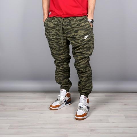 Брюки Nike Swoosh Woven Pant
