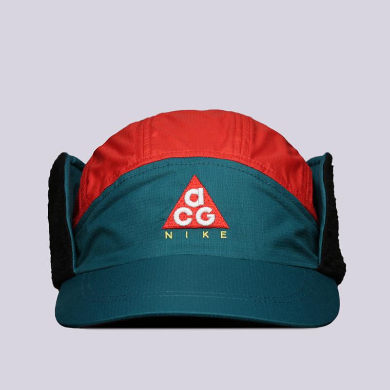 оранжевую  кепка nike acg cap AR0497-381 - цена, описание, фото 1