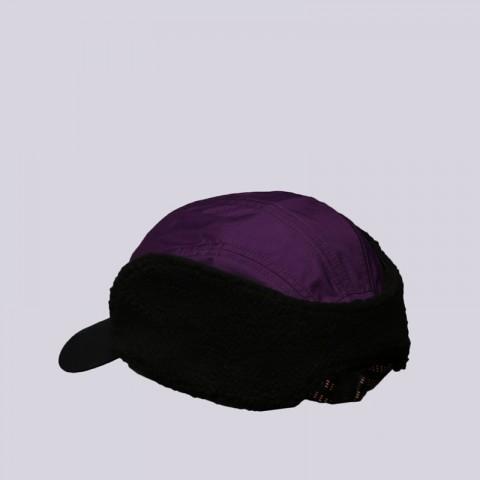 мужскую фиолетовую, чёрную  кепка nike acg cap AR0497-011 - цена, описание, фото 5