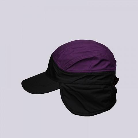 мужскую фиолетовую, чёрную  кепка nike acg cap AR0497-011 - цена, описание, фото 3