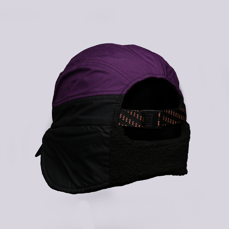 мужскую фиолетовую, чёрную  кепка nike acg cap AR0497-011 - цена, описание, фото 4