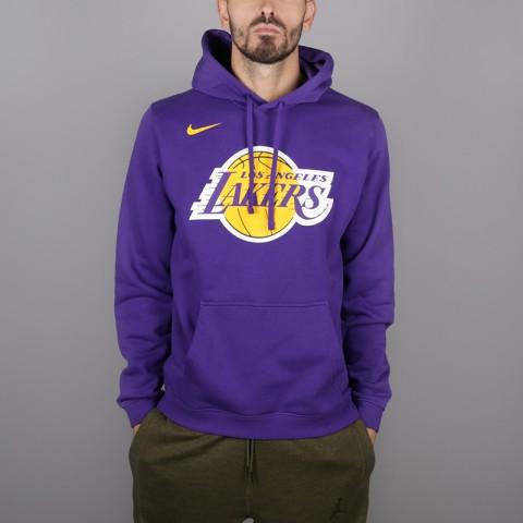 Толстовка Nike Lakers Logo Hoodie