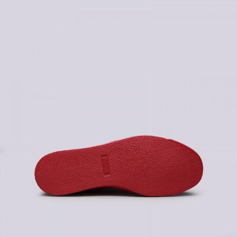 мужские красные  кроссовки puma te-ku outlaw 36709203 - цена, описание, фото 2