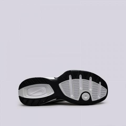 мужские белые  кроссовки nike air monarch iv 415445-102 - цена, описание, фото 2