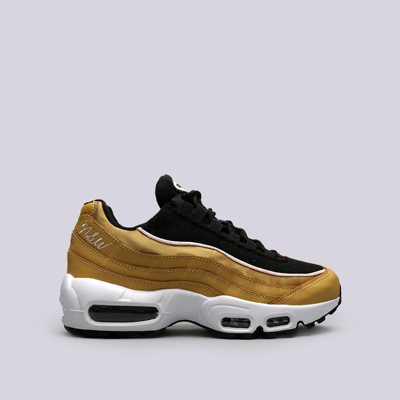 c5dea466 женские золотые кроссовки nike wmns air max 95 lx AA1103-701 - цена,  описание