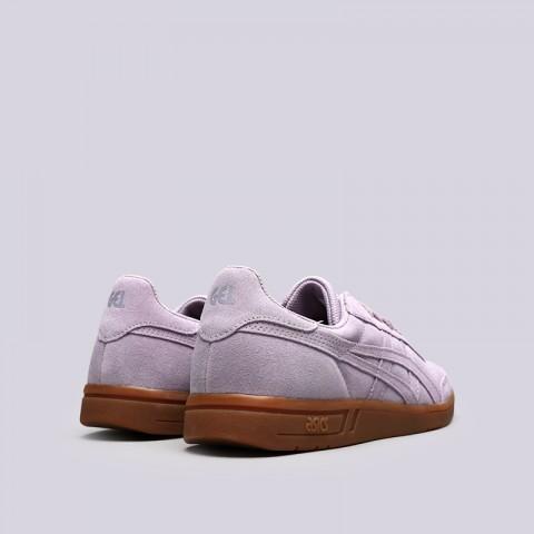 женские фиолетовые  кроссовки asics tiger gel-vickka trs 1192A048-500 - цена, описание, фото 4