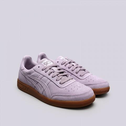 женские фиолетовые  кроссовки asics tiger gel-vickka trs 1192A048-500 - цена, описание, фото 3