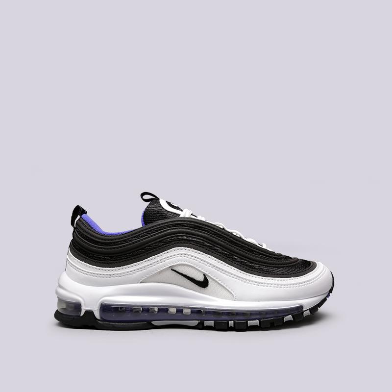 66736468 мужские чёрные кроссовки nike air max 97 921826-103 - цена, описание, фото
