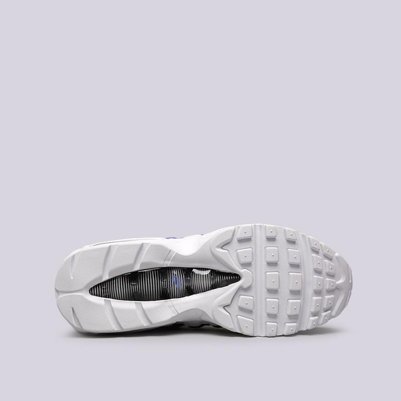 Купить мужские серые  кроссовки nike air max 95 essential в магазинах Streetball изображение - 2 картинки