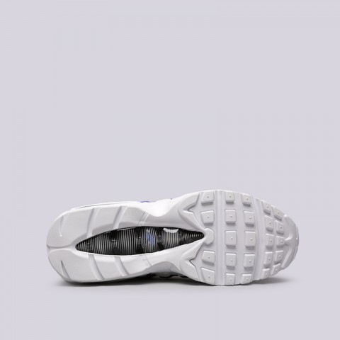 Купить мужские серые  кроссовки nike air max 95 essential в магазинах Streetball - изображение 2 картинки