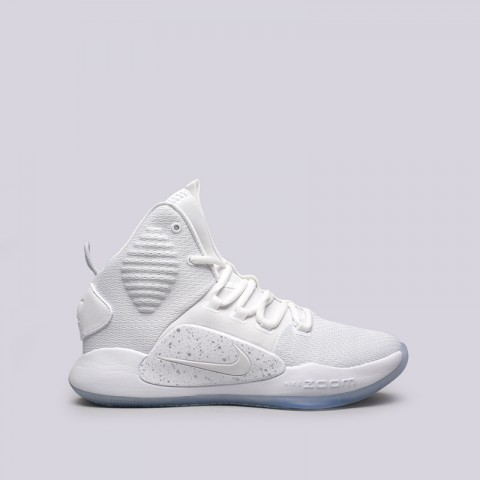 белые  кроссовки nike hyperdunk x AO7893-101 - цена, описание, фото 1