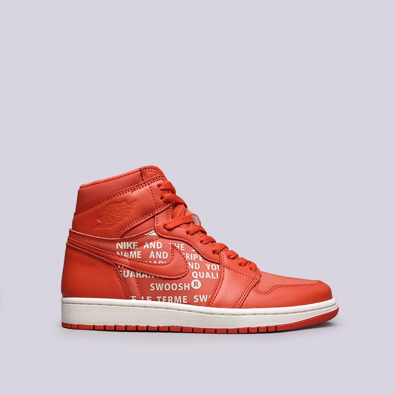 Кроссовки Jordan 1 Retro High OG фото