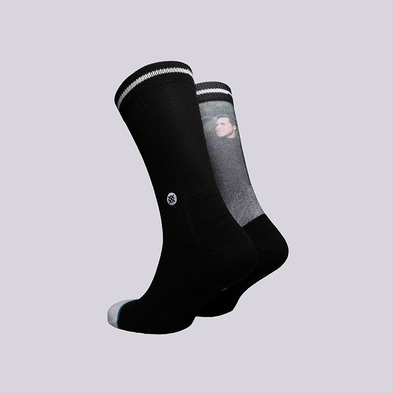 мужские чёрные  носки stance gp legend M558A17GPL - цена, описание, фото 2