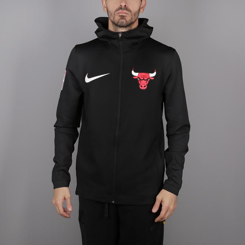 Толстовка Nike Chicago Bulls Therma Flex Showtime от Streetball