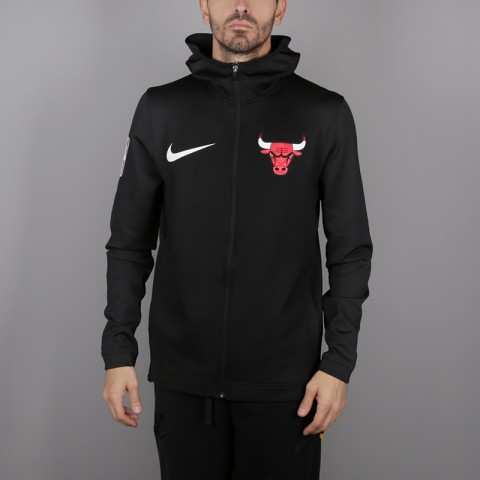 Толстовка Nike Chicago Bulls Therma Flex Showtime
