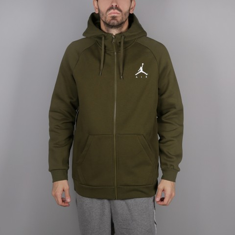 Толстовка Jordan Jumpman Fleece