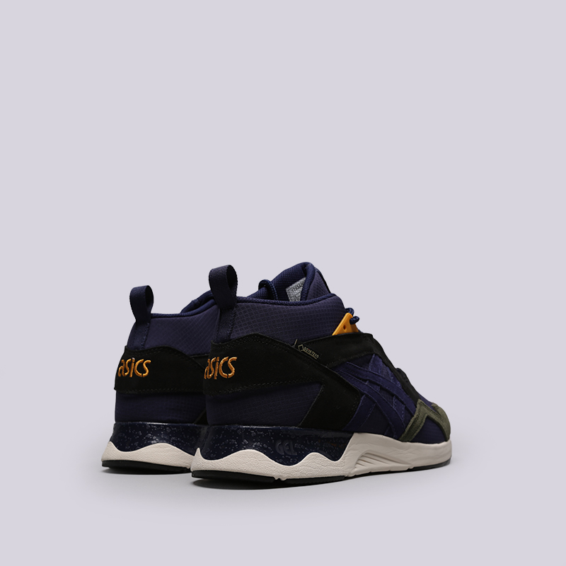 мужские фиолетовые  кроссовки asics tiger gel-lyte v sanze mt g-tx 1193A050-400 - цена, описание, фото 4