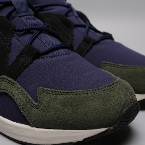 мужские фиолетовые  кроссовки asics tiger gel-lyte v sanze mt g-tx 1193A050-400 - цена, описание, фото 5