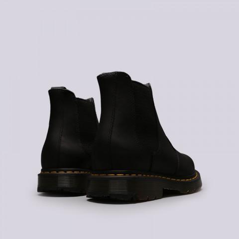 чёрные  ботинки dr. martens snowplow wp 24040001 - цена, описание, фото 4