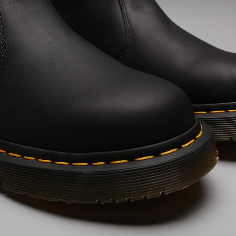 чёрные  ботинки dr. martens snowplow wp 24040001 - цена, описание, фото 5