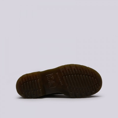 бордовые  ботинки dr. martens smooth 10064600 - цена, описание, фото 2