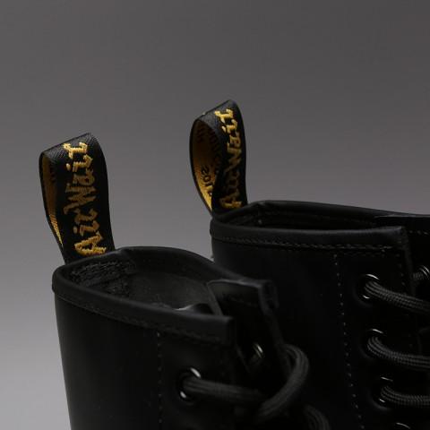 чёрные  ботинки dr. martens smooth 10072004 - цена, описание, фото 6