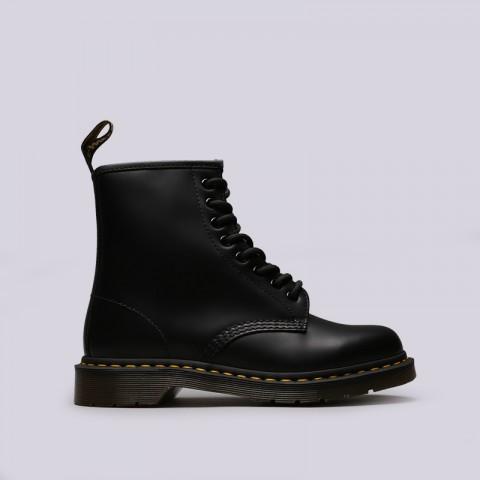 чёрные  ботинки dr. martens smooth 10072004 - цена, описание, фото 1