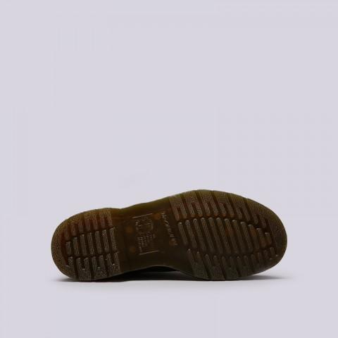 чёрные  ботинки dr. martens smooth 10072004 - цена, описание, фото 2