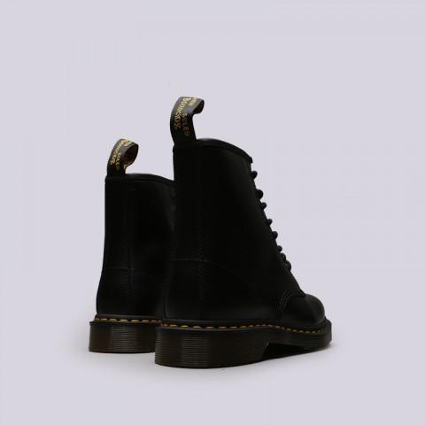 чёрные  ботинки dr. martens smooth 10072004 - цена, описание, фото 4