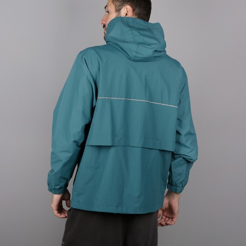 мужскую синюю  куртку stussy big pocket shell 115413-teal - цена, описание, фото 4