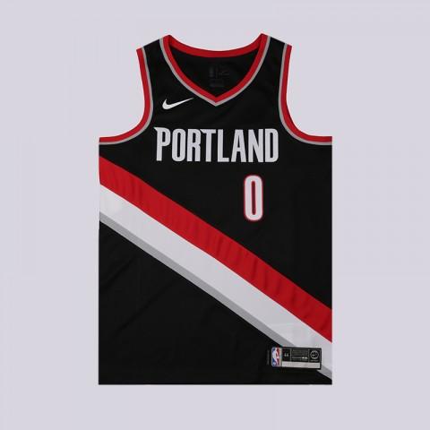 Майка Nike Damian Lillard Icon Edition Swingman Jersey