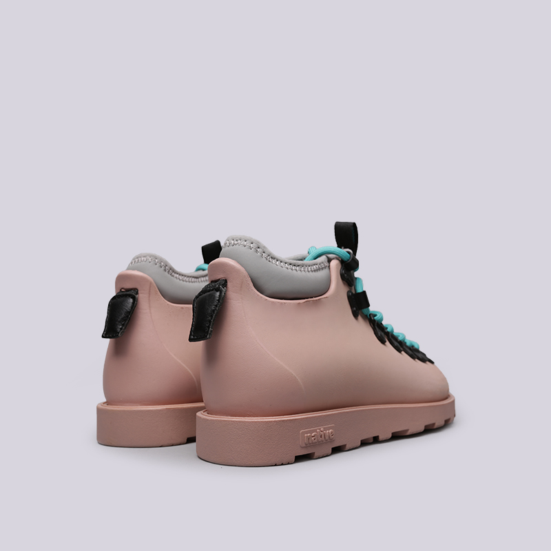 розовые  ботинки native fitzsimmons citylite 31106800-5969 - цена, описание, фото 4