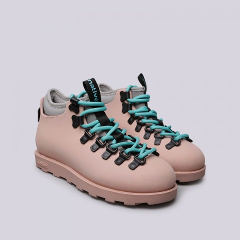 розовые  ботинки native fitzsimmons citylite 31106800-5969 - цена, описание, фото 3