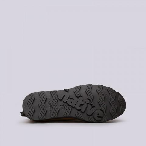 жёлтые  ботинки native fitzsimmons citylite 31106800-7539 - цена, описание, фото 4